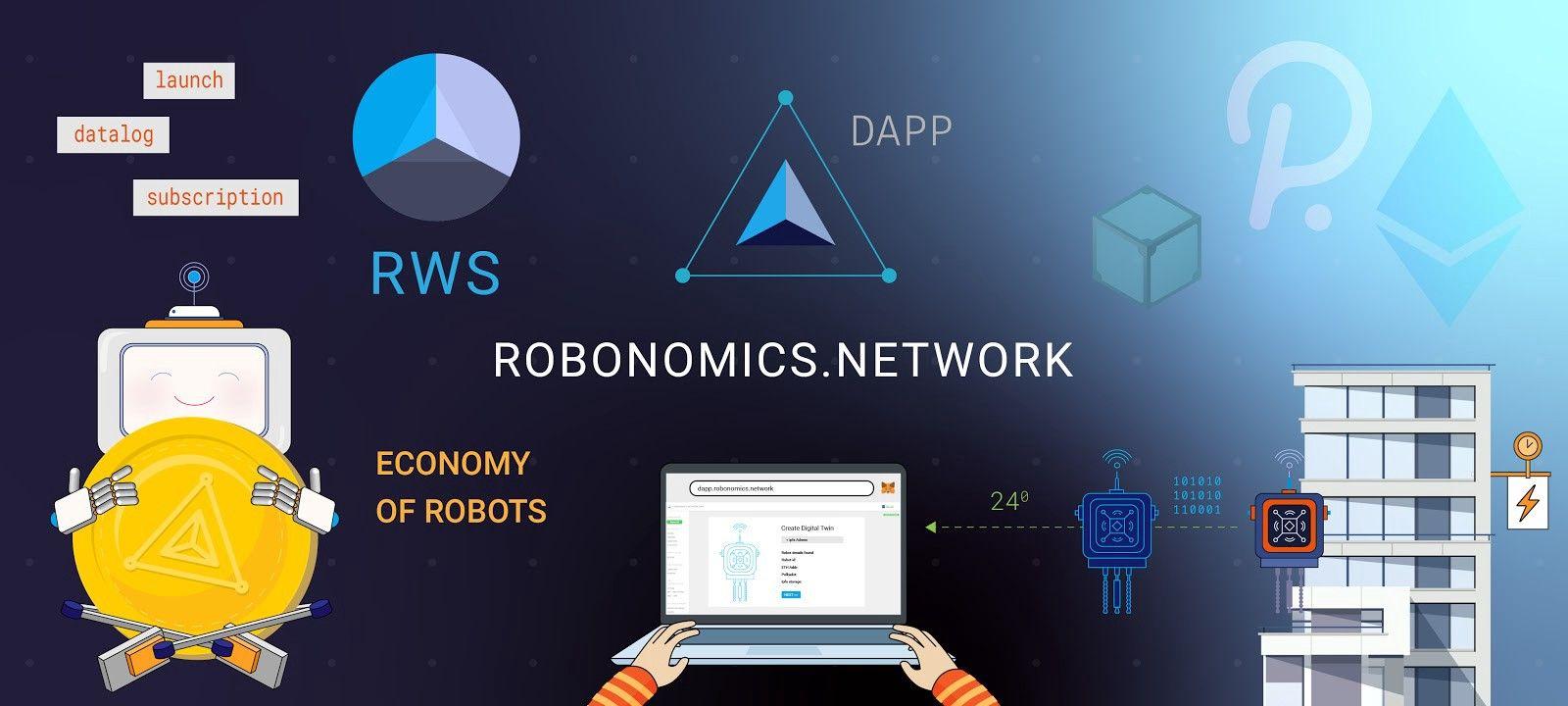 The ultimate guide to Robonomics, RWS and Robonomics parachain on Polkadot / Robonomics Network